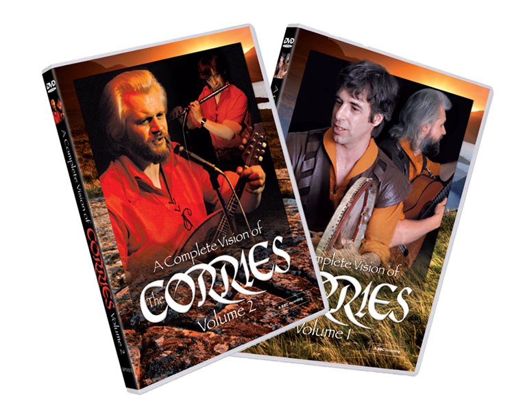 A Complete Vision of The Corries Volumes 1 and 2